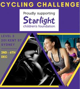 5-day Bike Challenge